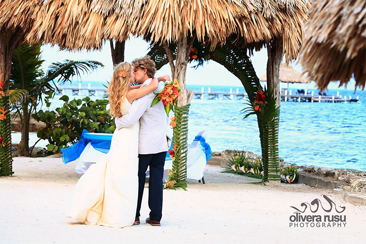 Xanadu Beach Wedding